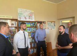 Робочий візит на територію Середнянської територіальної громади