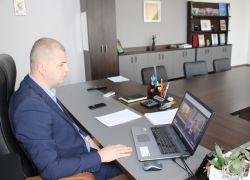 Голова Ужгородської районної ради Юрій Фрінцко взяв участь у засіданні Моніторингового комітету Конгресу регіональних та місцевих влад Ради Європи
