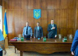 Урочисті заходи з нагоди відзначення професійного свята – Дня Національної поліції України