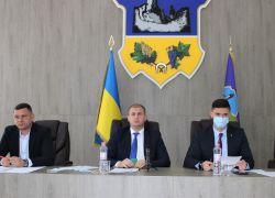 Позачергове засідання сесії районної ради