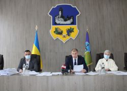 В Ужгородській районній раді відбулося засідання чергової сесії